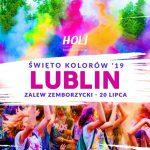 Holi Festival - Święto Kolorów w Lublinie