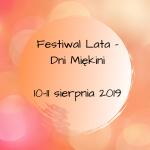 Festiwal Lata w Miękini - Dni Miękini