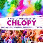 Holi Festival - Święto Kolorów w Chłopach