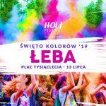 Holi Festival - Święto Kolorów w Łebie