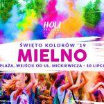 Holi Festival - Święto Kolorów w Mielnie