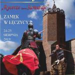 Międzynarodowy Turniej Rycerski na Zamku Królewskim w Łęczycy