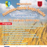 Powiatowo - Gminne Święto Plonów w Jędrzychowicach