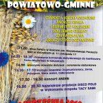 Dożynki Powiatowo - Gminne w Koluszkach