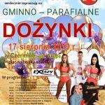 Gminno-Parafialne Dożynki w Czermnie