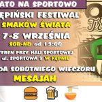 Festiwal Smaków Świata