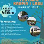 Żmigrodzki Festiwal Karpia i Lasu Karp w Lesie
