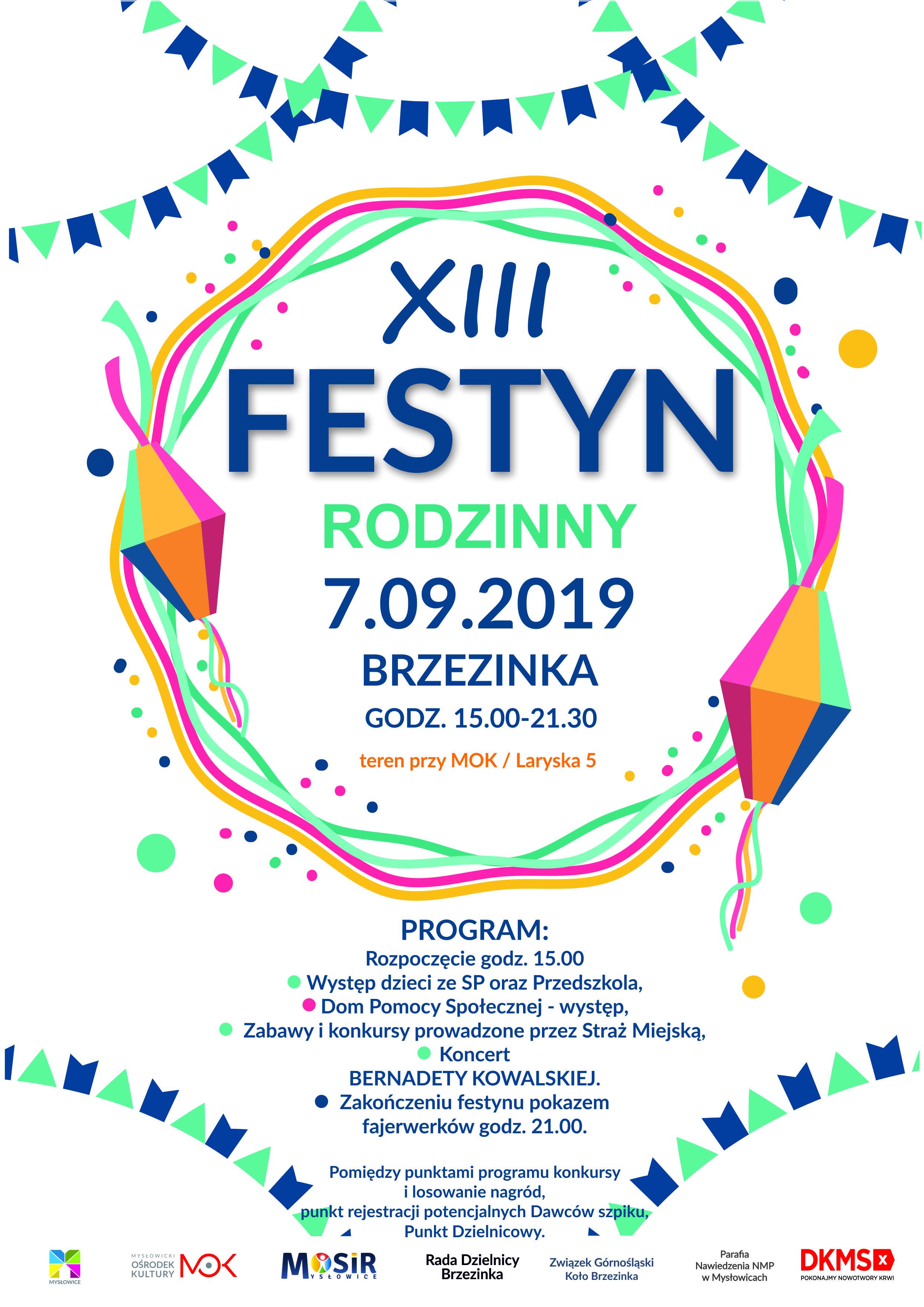 Festyn Rodzinny w Dzielnicy Brzezinka
