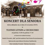 Koncert Dla Seniora