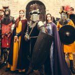 Turniej Rycerski na zamku w Niemodlinie